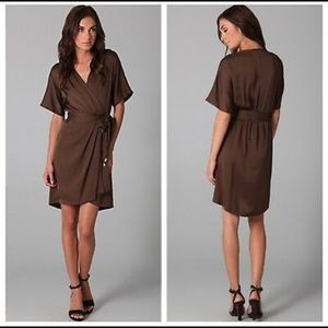 Diane von Furstenberg Silk Genevieve Dress 8